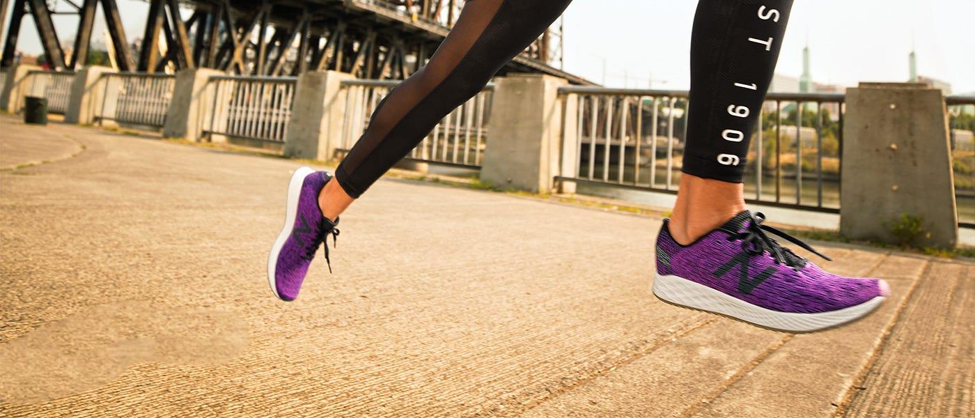 Menangkan Kompetisi dalam New Balance Zante Pursuit