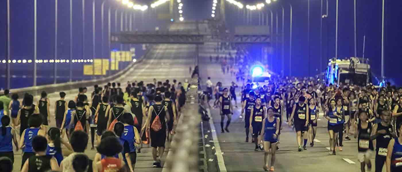 Serunya Mengikuti Penang Bridge International Marathon