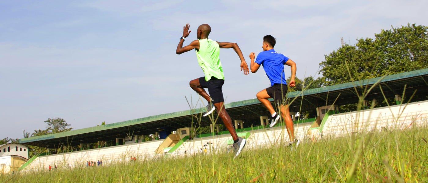 Kunci Lari Cepat: Kuasai Running Drills Ini, dari Butt Kicks, High Knees, hingga Skipping