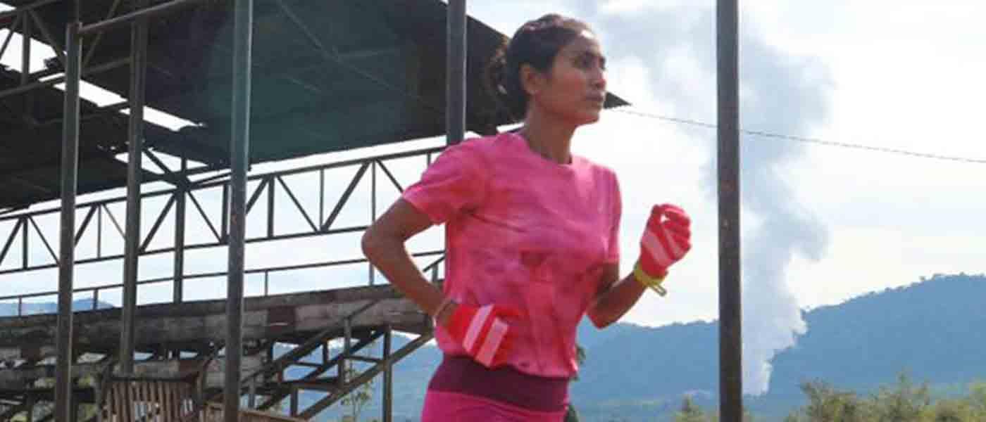 Full Marathon Pertama: Tips dari Oliva Sadi