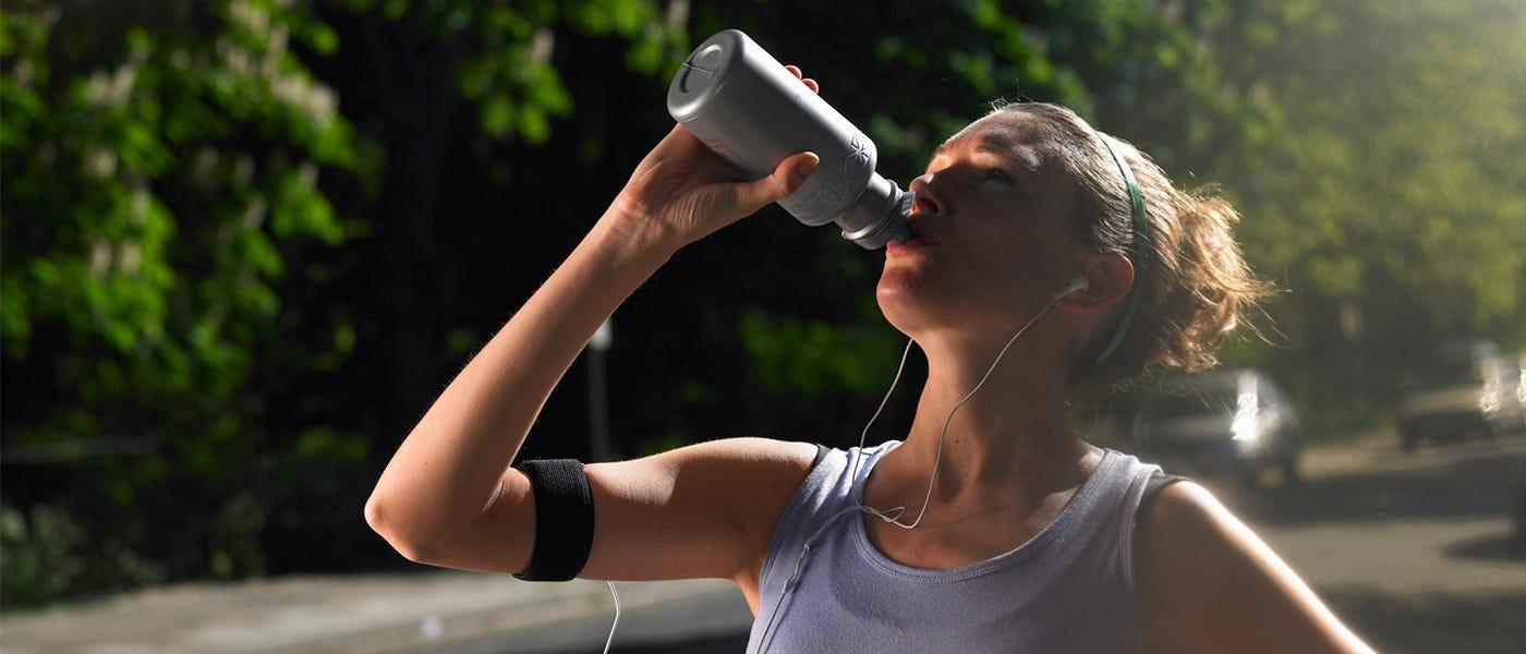 Tips Memilih Botol Minum untuk Pelari