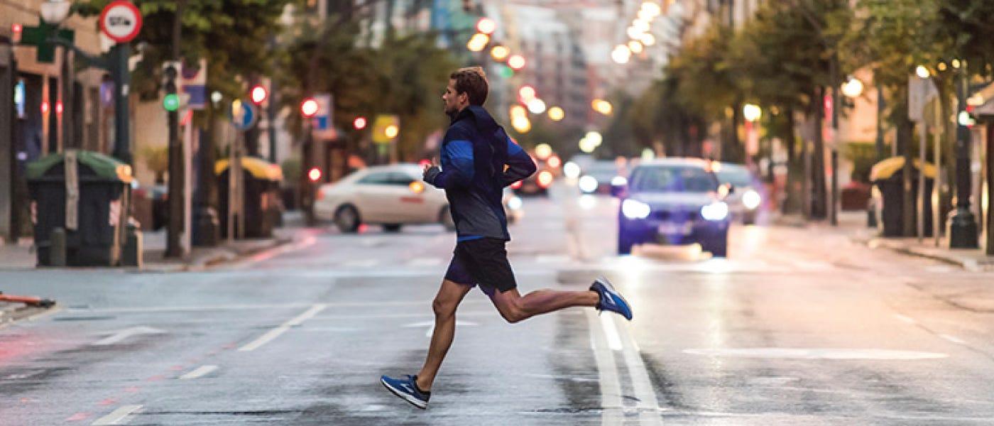 Tips Lari Aman di Jalan Raya