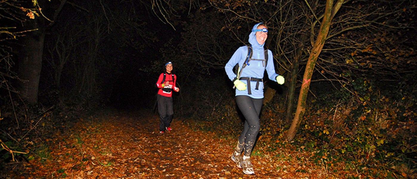 6 Tips Dasar Lari Trail Malam