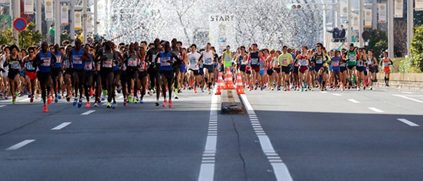 Semangat Pelari Indonesia Menuju Tokyo Marathon 2018
