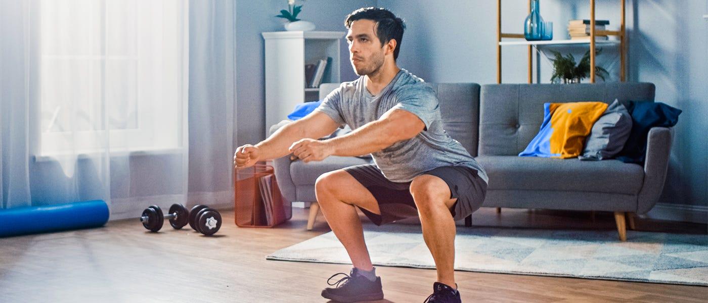 Workout-From-Home Seru untuk Pemula