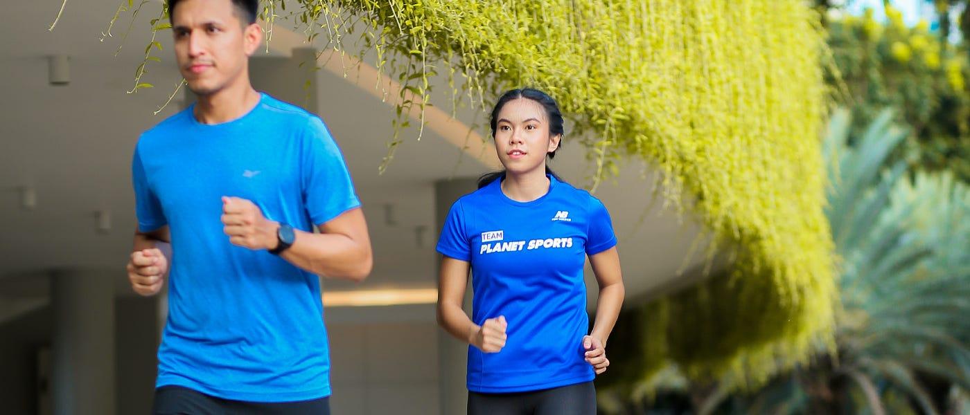 tips lari aman pelari wanita